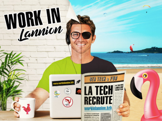 offres d'emplois Wor in Lannion